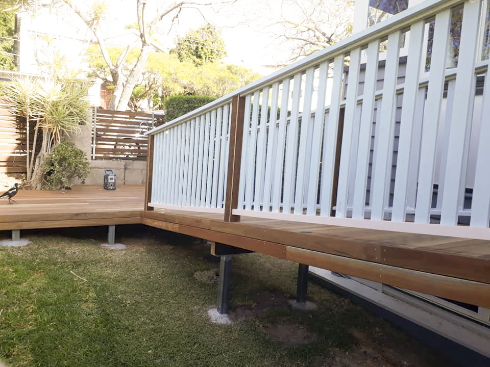 r. a. williams carpentry and joinery brisbane deck