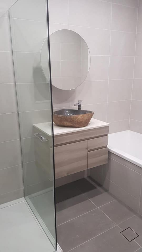 r.a williams carpentry and joinery brisbane bathroom renovations