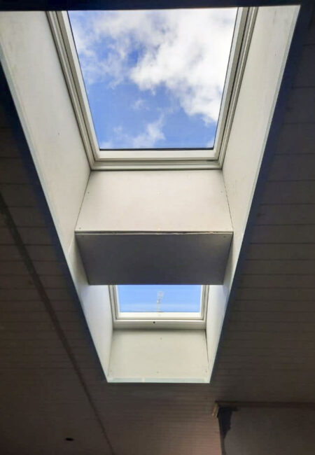 r.a williams carpentry and joinery skylight home alterations